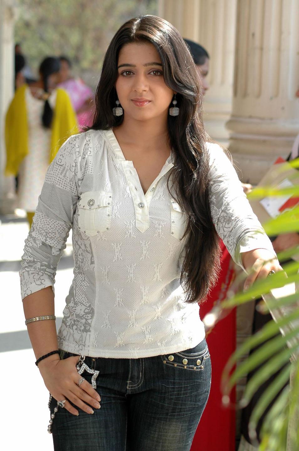 Sexy Charmy Kaur Latest Hot Photos ~ South Indian ...