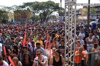 IMG 9817 - 13ª Parada do Orgulho LGBT Contagem reuniu milhares de pessoas