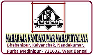 Maharaja Nandakumar Mahavidyalaya, Bhabanipur, Kalyanchak, Nandakumar, Purba Medinipur - 721632, West Bengal
