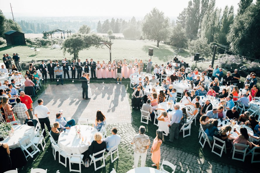 Beacon Hill Events | Romantic Summer Wedding | Washington Wedding Photographer | Something Minted