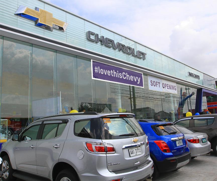Chevrolet Imus Cavite