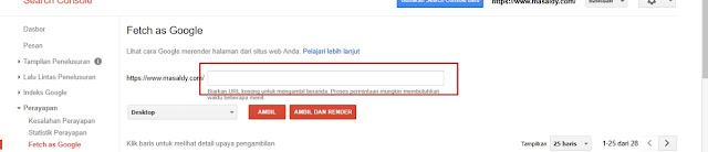 cara verifikasi blog di google webmaster tools