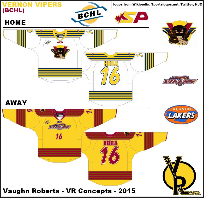 Wednesday Double Trouble Hockeyjerseyconcepts