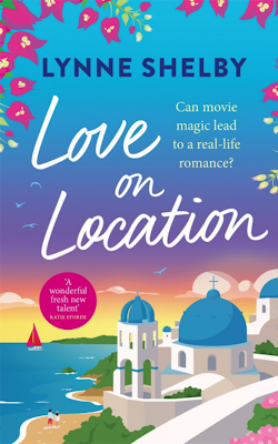 Love on Location by Lynne Shelby book cover