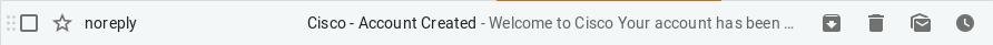 Cek Email Verif