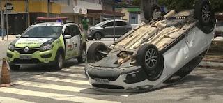 Padre fica ferido em acidente com veículo da Diocese de Campina Grande
