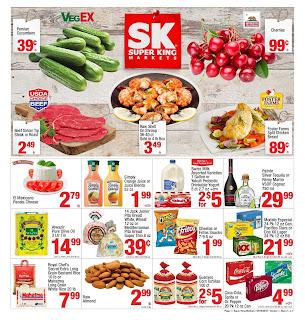 Super King Weekly Ad May 16 - 22, 2018
