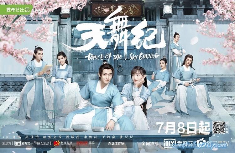 http://xemphimhay247.com - Xem phim hay 247 - Thiên Vũ Kỷ (2020) - Dance Of The Sky (2020)