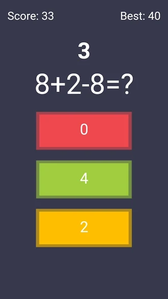Quick Maths - HTML5 Game + Mobile Version + ADMOB-GDPR + Leaderboard + Achievement (Construct 2/3) - 3