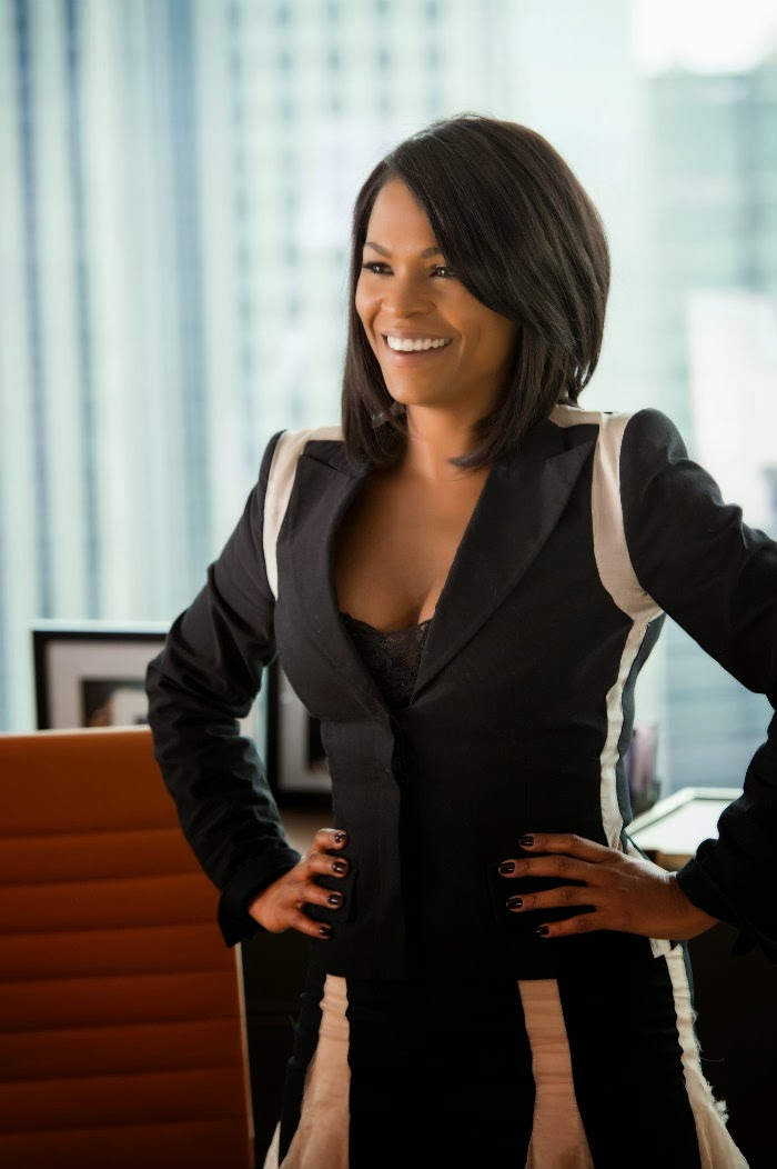 Downtown Chic The Best Man Holiday and Nia  Long  s