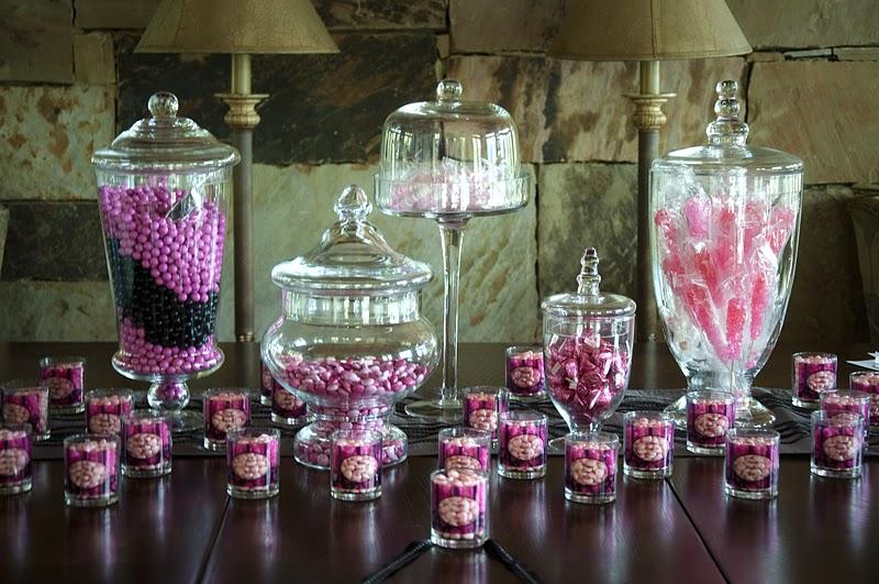 In Flight Party Ideas: Pink + Zebra Sweet Sixteen
