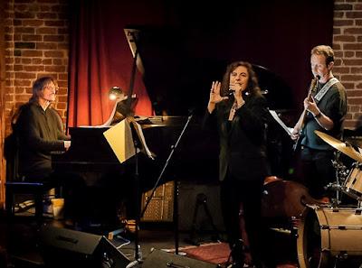 Frank Martin, Lisa B (Lisa Bernstein), Fred Randolph
