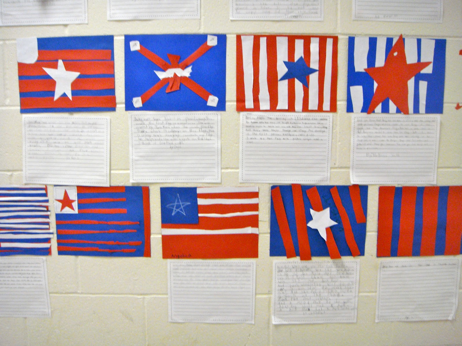 Primary Punch Betsy Ross And Dr Seuss