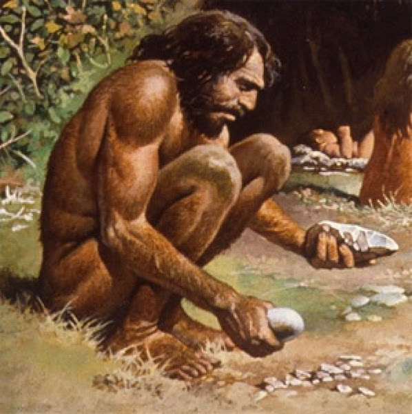 A Story of The Stone Age: Herbert George Wells - Official Website - BenjaminMadeira