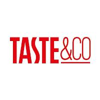Logotipo Taste&Co