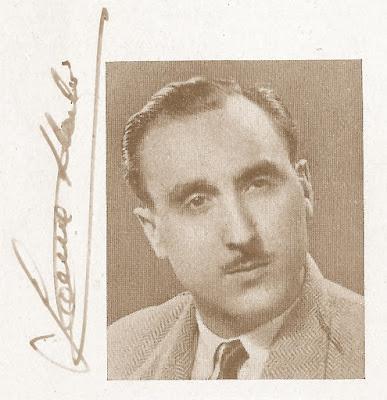 Jaume Lladó Lumbera, campeón del XIX Campeonato Individual de Cataluña 1950/51