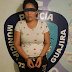 Presa mujer por quemar las manos de su hijo de 6 años en La Guajira