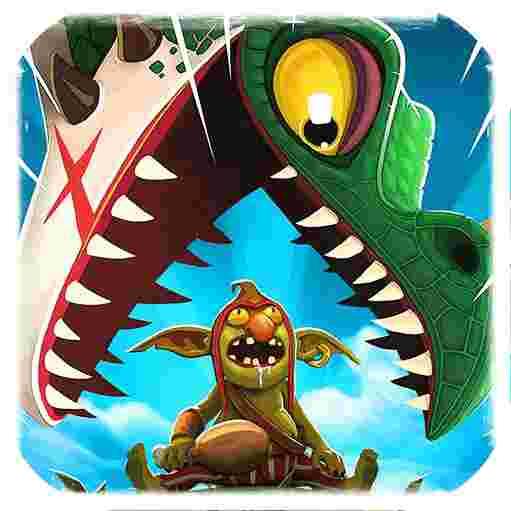 لعبة Hungry Dragon v3.4 Mod Money مهكرة اموال وجواهر