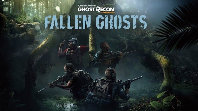 Ghost Recon Fallen Ghosts