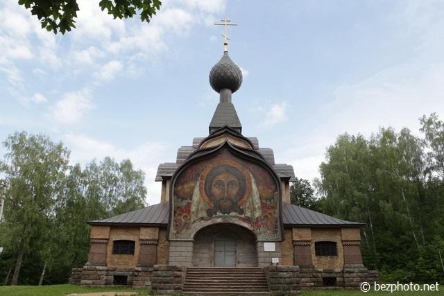 церковь фленово