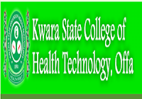 Kwara State College of Health Technology, Offa, OFFAHEALTHTECH school fees schedule for the 2016/2017 academic session.