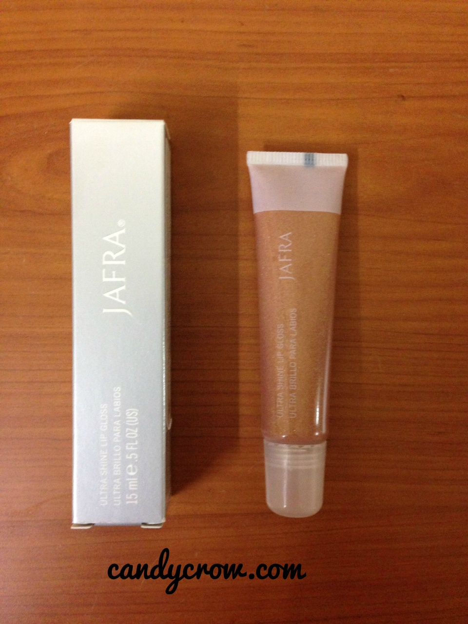 Jafra Lip Gloss Review
