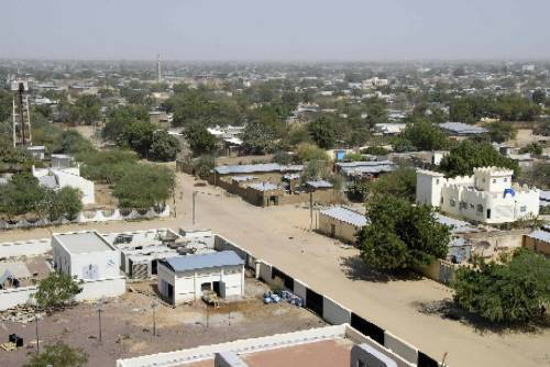 Ndjamena, Capital do Chade