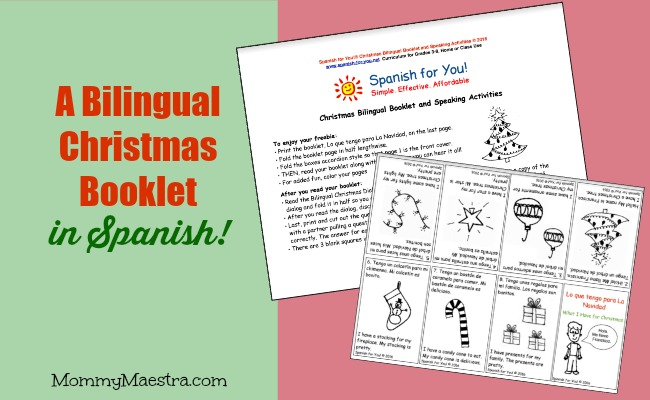 Number Names Worksheets christmas booklets : Mommy Maestra: December 2016