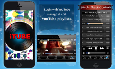 Download iTube App For iPhone 5S IOS 2016 - Install iTube For iPhone 4S 5S 6S  - Itube App Download