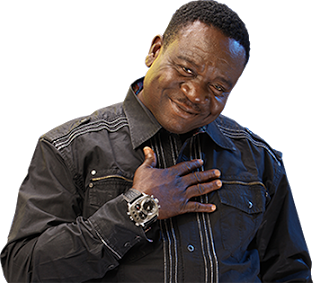 Comic actor, Mr Ibu denies supporting President Buhari on the arrest of judges