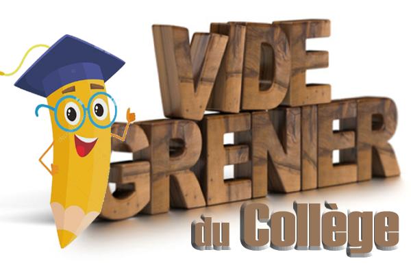 Vide grenier Collège Fréderic Mistral