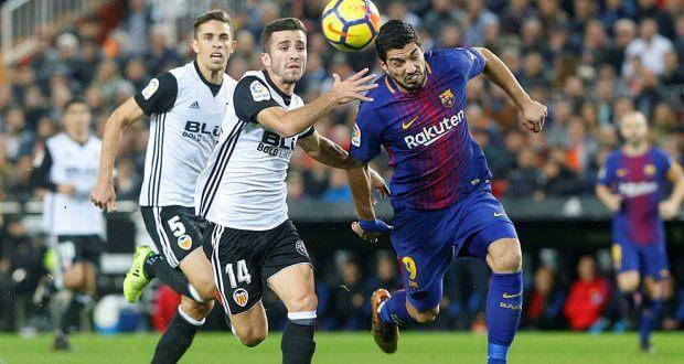 مشاهدة مباراة برشلونة وفالنسيا البث المباشر 14-09-2019 في الدوري الاسباني