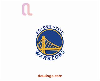 Logo Golden State Warriors Vector Format CDR, PNG