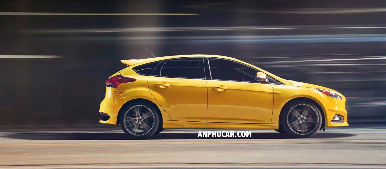 công nghệ xe ford focus 2019