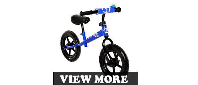 Vilano No Pedal Push Balance Bike Review
