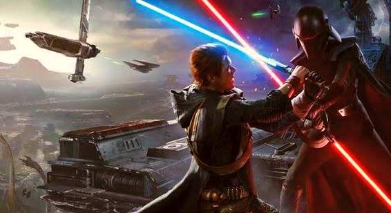 Star Wars Jedi: Fallen Order is on the way