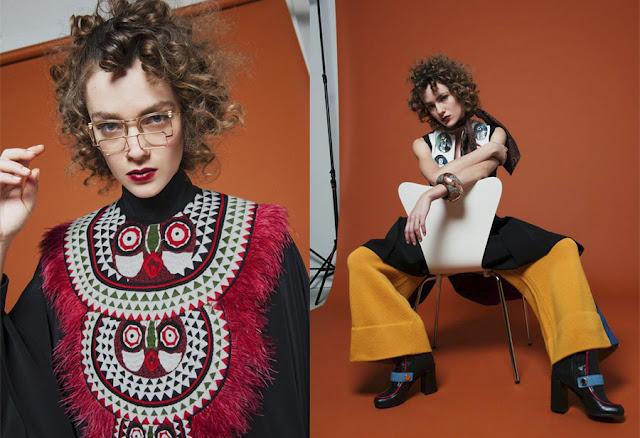 stella jean capsule per benetton vendita collezione stella jean per benetton autunno inverno 2016- 2017 fashion moda tendenze