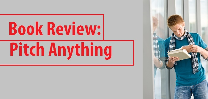 Pitch Anything book review