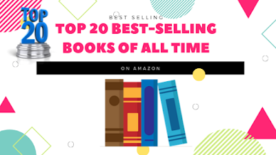 Top 20 best-selling books of all time