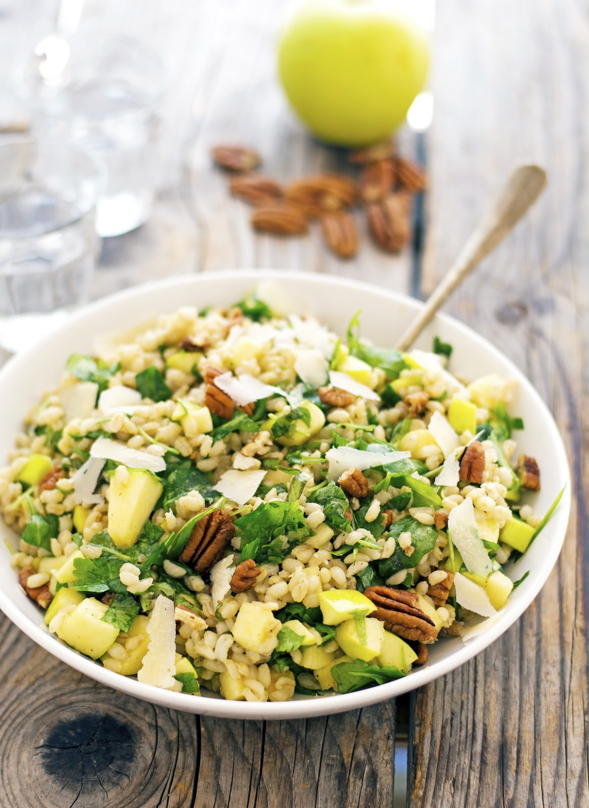 Best-Ever Barley Salad