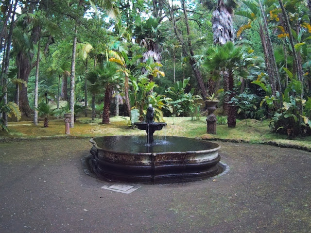 Jardín Botánico Terra Nostra de Furnas (Açores)