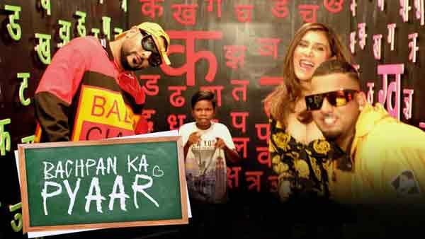 Read Bachpan Ka Pyaar Sahdev, Badshah, Aastha Gill, Rico Lyrics