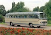 Mercedes Benz O 321 H/HL un exitoso bus producido desde 1954 a 1964