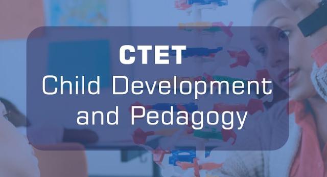 CTET Child Development and Pedagogy Book PDF in English & Hindi Download