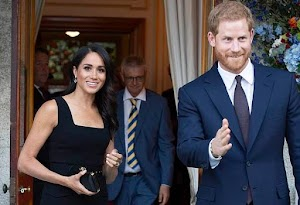 Meghan Markle Finally Obliged To Visit Sussex With Harry