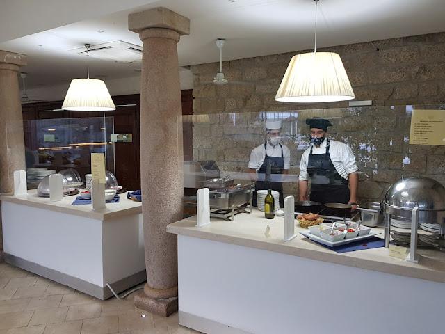 Villas resort hotel-Ristorante