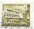 Selo Prédio do Sindicato de Mineração