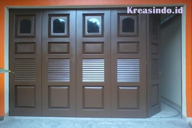Jasa Pintu Garasi Besi Berkualitas di Wilayah Jakarta dan Sekitarnya