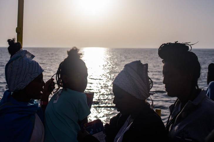 Crise migratoire : En Sicile, l'Église prend la défense des migrants
