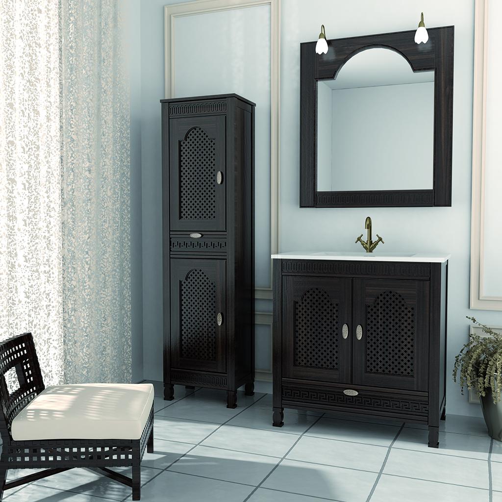 El blog del ba o mueble de ba o r stico arabesco for El mayorista del mueble